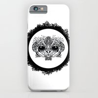 Half Evil Wild Monkey iPhone 6 Slim Case