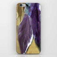 Ivy Leaves iPhone & iPod Skin