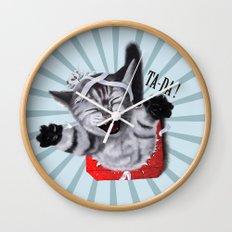 TA-DA! Wall Clock