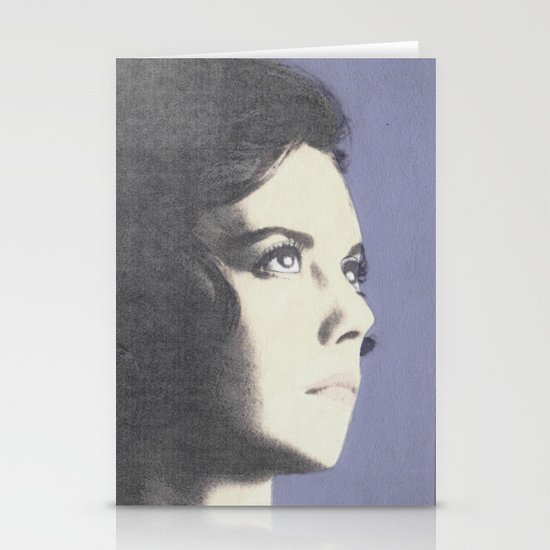 Natalie Stationery Card