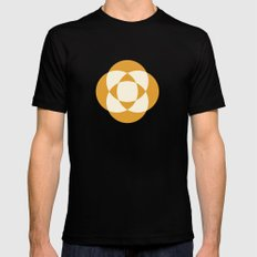 Intersection SMALL Mens Fitted Tee Black