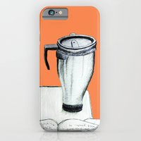 coffee iPhone & iPod Cases featuring Coffee  by Brontosaurus