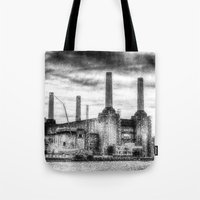 Battersea Power-Station … Tote Bag