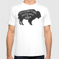 T-shirt featuring Yellowstone  by Terry Fan