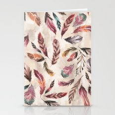 Feather Love Stationery Cards