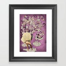 MINDblown - 4 Framed Art Print