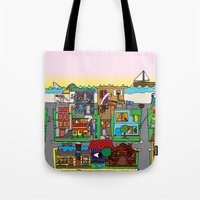 Good Magazine Neighborho… Tote Bag