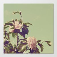 Garden Dream Canvas Print