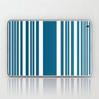 Egyptian Blue And White … Laptop & iPad Skin