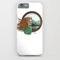 iPhone & iPod Case featuring Elfic by André Reina