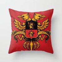Crest de Chocobo Throw Pillow