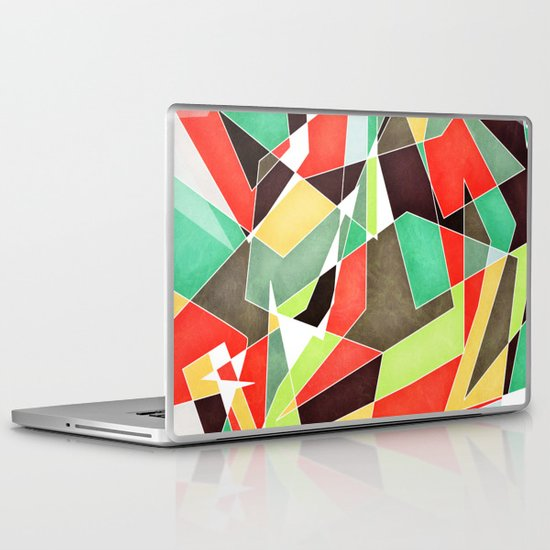 Different Theory Laptop & iPad Skin