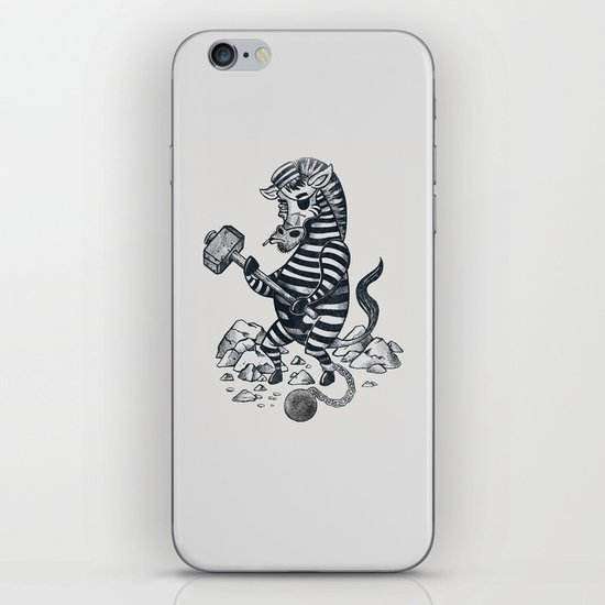 Natures Prisoner iPhone & iPod Skin