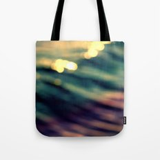 Waveform Tote Bag