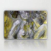 Nude in Yellow Laptop & iPad Skin
