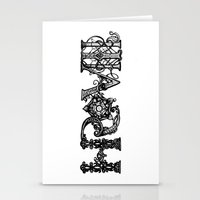Henry VIII Royal Initial… Stationery Cards