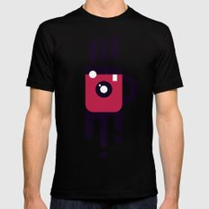 Photobrew SMALL Black Mens Fitted Tee