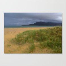 Horgabost Beach Canvas Print