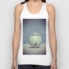 Yippe-Calle. Unisex Tank Top