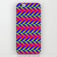 Zig Zag Folding iPhone & iPod Skin