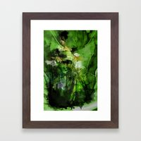 Yiji's Pride Framed Art Print