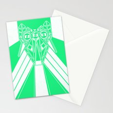 Power Wolf Lite Stationery Cards