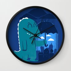 This is my city Wall Clock