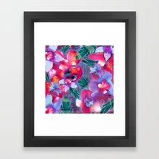 Tropicallista Framed Art Print