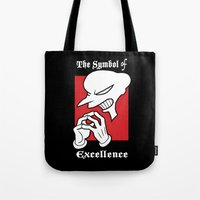 Symbol of Excellence Tote Bag