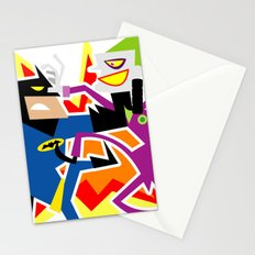 The Eternal Struggle! Stationery Cards