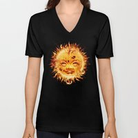 The Sun (Young Star) Unisex V-Neck
