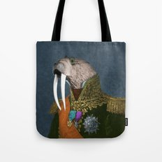 He is the Walrus Tote Bag