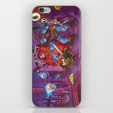 Perils of Delver iPhone & iPod Skin