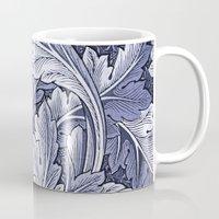Acanthus Nouveau Style I… Mug
