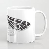 Virgin Tiger Moth Mug