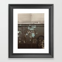 5th and 53rd Framed Art Print