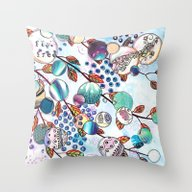Fly Free II - The Branch… Throw Pillow