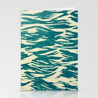 Lake Water Stationery Cards