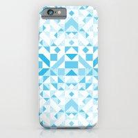 Geomtric Pastel Wave iPhone 6 Slim Case