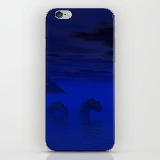 Midnight on the Loch iPhone & iPod Skin