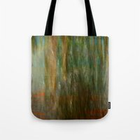 Elemental -- Abstract Tote Bag