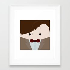 Doctor Who 11  Framed Art Print