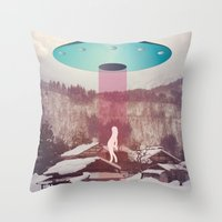 r a p i t o Throw Pillow