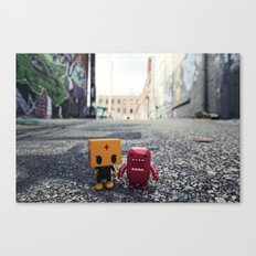 We's Freins Canvas Print
