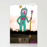 It's Never To Late To Co… Stationery Cards