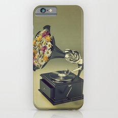 put some flowers in your guns Slim Case iPhone 6s