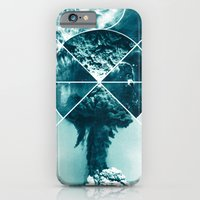 iPhone & iPod Case featuring Atomic Space by Dega Studios