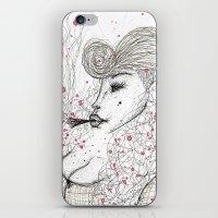 Big Mama Pink iPhone & iPod Skin