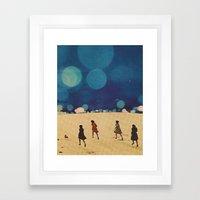 Sci-Fi...Kids... Framed Art Print