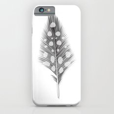 Polka Dotted Feather Slim Case iPhone 6s